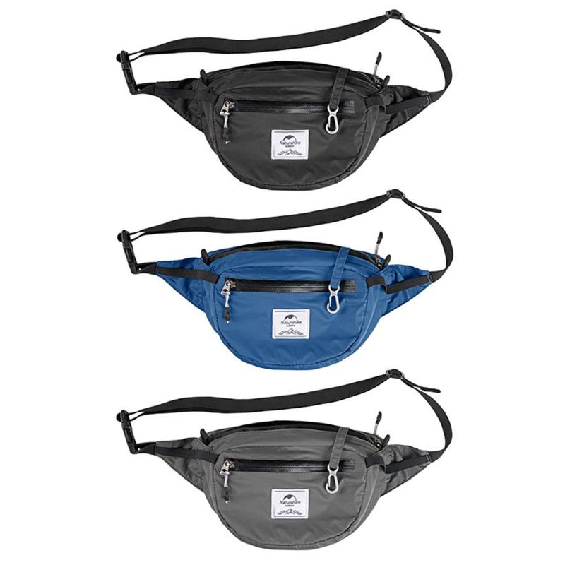 2019 New Waist Bags Running Fanny Pack Unisex Waist Pack Pouch Belt Bag Purse Mobile Phone Pocket Case Camping Hiking Sports Bag