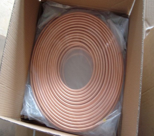 1M 4mm*0.5mm TPm2 Red Copper coil(pipe),Air-condition Copper Pipe,DIY laptop CPU brass heatsink cooling Heatpipe 10x1mm soft coil copper tube pipe air conditioner refrigeration systems