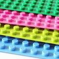1 unids 16*32 dots grandes baseplate juguete ladrillos de bloques de construcción diy 512 Exlarge Placa Base 51*25 cm Sólido Juguetes partículas Duplo regalo
