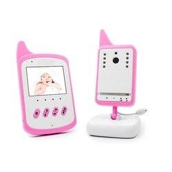 Baby monitor wireless 2 4 inch lcd ir night vision lullabies 2 way talk temperature monitor.jpg 250x250