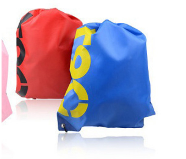 10X Women Gym Swim Drawstring Beach Bag String Bag Waterproof Free shipping