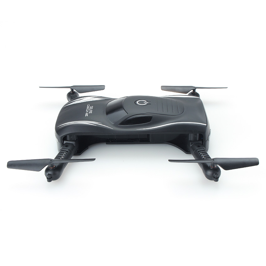 X185 Foldable Mini Selfie Drone With Camera Altitude Hold FPV Quadcopter  WiFi Phone Control Rc Helicopter Toys VS JXD 523 JY018