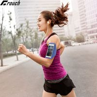 Olfa Casual Sports Running Armband Waterproof Arm Band Cover Case For IPhone 7 6 6s Plus