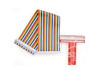 1 Unidades frambuesa Pi B + accesorios especiales T GPIO junta de extensión + 40 p cable