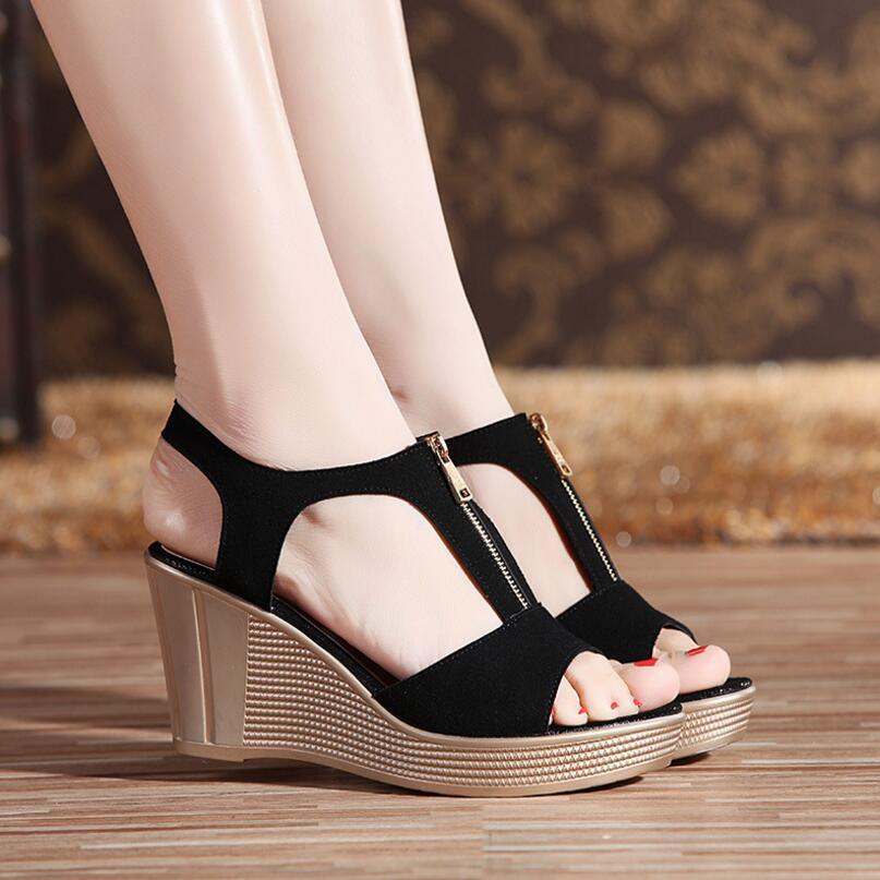 2018 Women Sandals Summer Platform