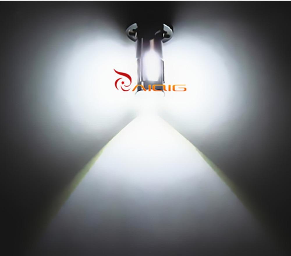 T10 W5W 5630 SMD Бял CANBUS OBC Без грешка LED лампа - Автомобилни светлини - Снимка 6