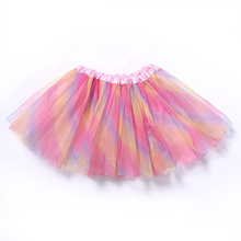 2018 Fashion Baby Princess Tutu Skirt Girls Kids Party Ballet Dance Wear Pettiskirt Clothes недорого