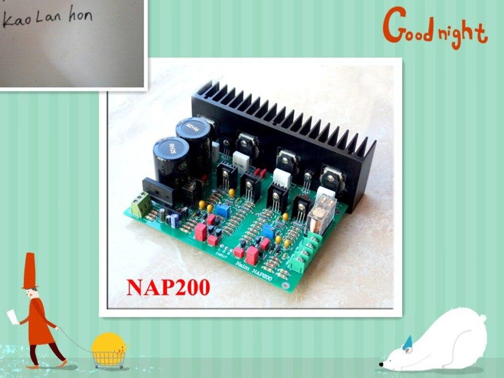 British naim/inscription NAP amplifierS board suite 200 lines