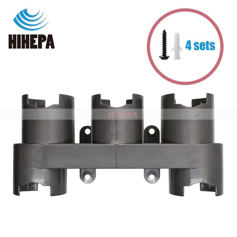 1-PACK Vacuum Cleaner Part Storage Rack For Dyson V7 V8 V10 Absolute Brush Tool Bracket Nozzle Body Bracket