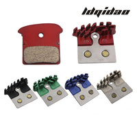 MTB Bicycle Disc Brake Pads For SHIMANO M615 M675 M785 M985 M666 M8000 M988 M987 M9000