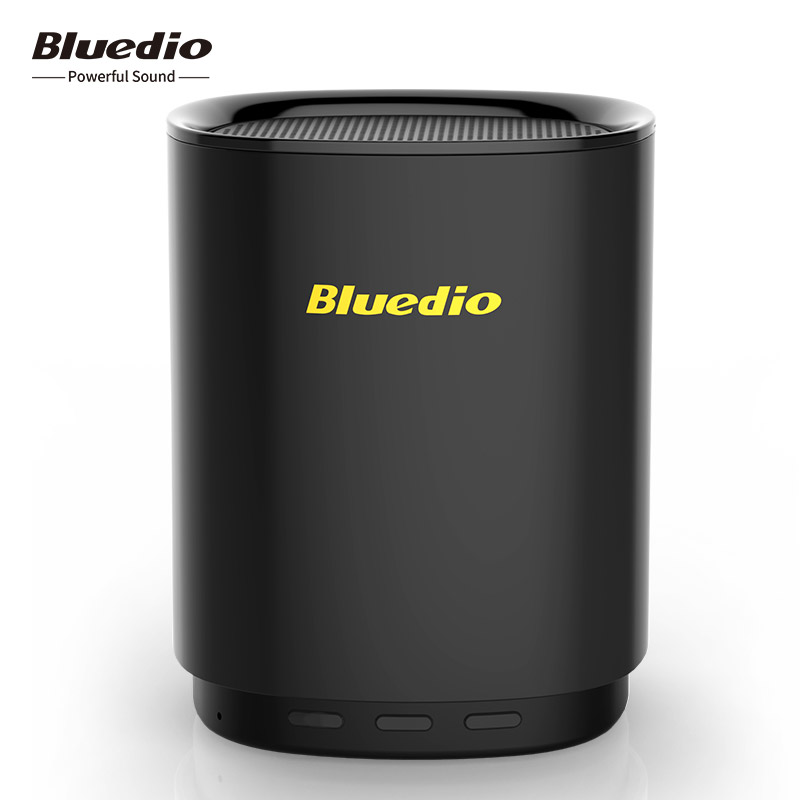 Bluedio TS-5 Mini Bluetooth Speaker portable Wireless speakers with Microphone loudspeakers supprot Voice control