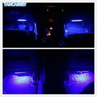 Tancarrey 180 Adjustable LED Chips Vehicle Neon Lamp For Volkswagen VW Polo Passat B5 B6 CC