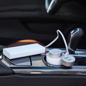 Image 5 - Original Xiaomi Mijia 100W Portable Car Power Inverter Converter DC 12V to AC 220V with 5V/2.4A Dual USB Ports Car Charger