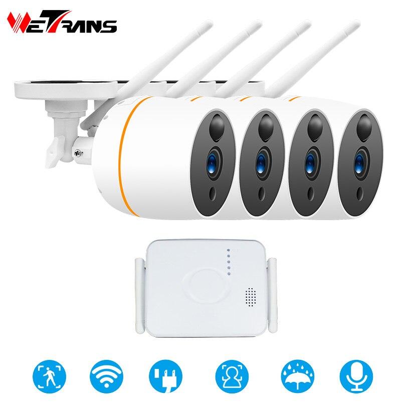 Wetrans sistema de vigilancia de Video Wifi cámara de seguridad al aire libre Kit de CCTV inalámbrico 4CH Mini NVR 1080P Audio de camara de vigilancia [Versión Garantía Española Oficial]Realme 6 4+64gb, 4+128gb, 8+128gb Smartphone Octa Core,cuatro camaras, lector huellas lateral