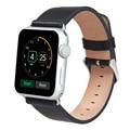 V-moro nueva venda de reloj de cuero de lujo para apple watch banda bandas 42mm muñequera de cuero para apple iwatch 38mm 42mm