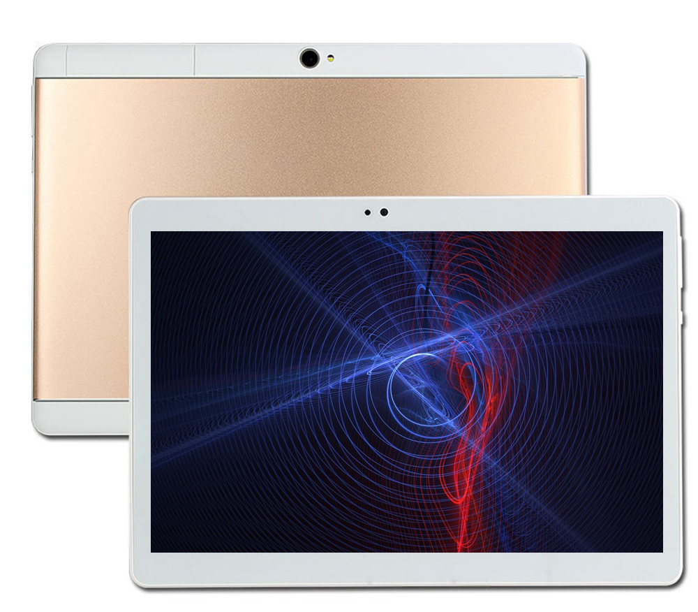 NUOVO MT8752 S109 64 gb ROM 10.1 'Tablet Android 8.0 Octa Core Dual Macchina Fotografica 8MP Dual SIM Tablet PC 1280x800 GPS bluetooth del telefono