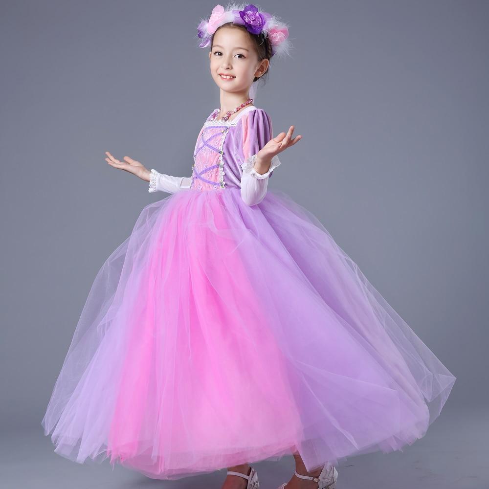 Único Traje De Vestido De Novia Rapunzel Colección - Ideas de ...