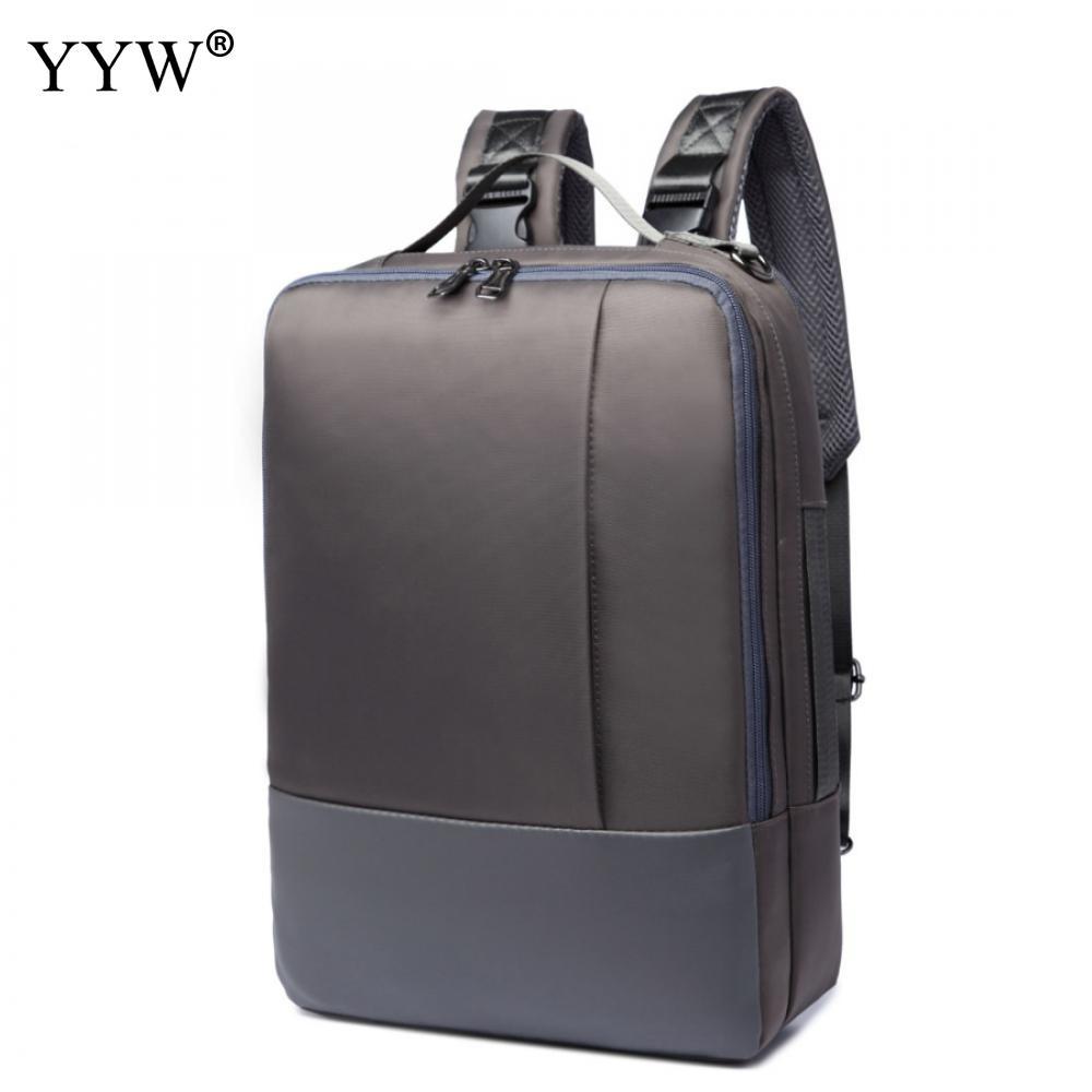 Backpack Men Large Capacity Laptop Backpack Male Black Shoulder Bags Pack For Teenager Hand Bags Crossbady Bag Rucksack