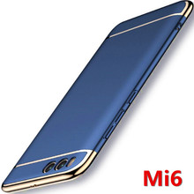 For Xiaomi Mi6 Mi 6 case 64GB ROM Snapdragon 835 Octa Core 3 in 1 Hard PC Hybrid Case For Xiaomi Mi 6 Mobile Phone Shell цена и фото