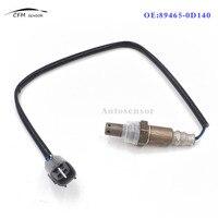 Sensor novo da relação do combustível do ar do oxigênio 89465-0d140 para 03-07 toyota vios soluna 1 nzfe 2 nzfe