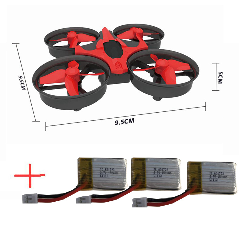 RC-Mini-Drone-Quadcopter-NH010-2-4G-6-Axis-4-Channels-30M-LED-Headless-Mode-One          1111111