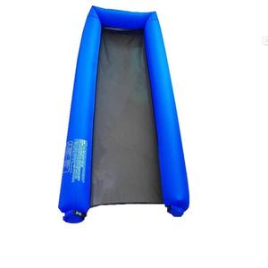 Image 5 - Volwassen nylon water vouwen Opblaasbare sofa Drijvende bed Size: 200*73*17 CM A018