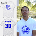 New fashion #30 Stephen Curry jersey basketbal t shirt love life Golden State pattern tops tees men clothing,tx2394