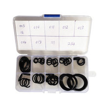 Scuba Diving Dive O-Ring Kit 50 pcs Full set O-rings Silicone Grease tank valve seal o-ring(China)