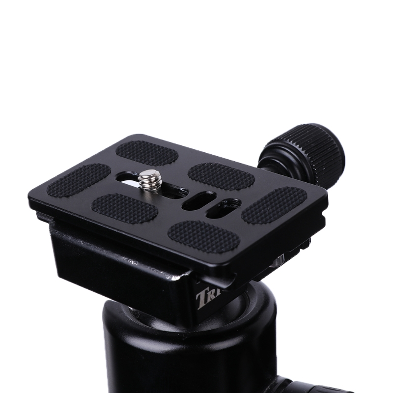 OOTDTY PU-70 Universal Quick Release QR Plate Bracket 1/ 4 Screw For Holder / Tripod
