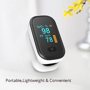 Image 3 - نبض مقياس التأكسج الإصبع مقياس التأكسج المحمولة نبض أوكسيميتري هوسهول الصحة مراقب معدل ضربات القلب فنجر زبع الأكسجين