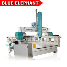 EPS schuim cnc router polyfoam 3d graveermachine 1325 China fabriek(China)