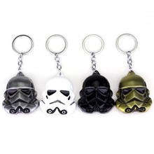 лучшая цена Hot Sale Star Wars Movie Jewelry Spaceship Sign Keychain Cool Falcon Key Rings Alloy Pendant Key Chains Men Jewelry T19
