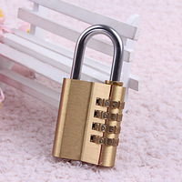 4 Digits Number Password Code Lock