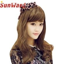 Garment Fashion New Hair Accessories for Women Elegant Bow Hairband girl