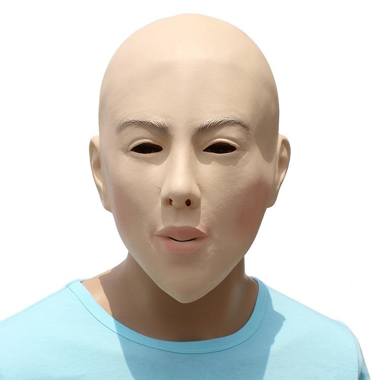 Festliche & Party Supplies Partei Masken SchöN Roanyer Ria Transgender Silikon Shemale Realistische Gesicht Maske Cosplay Frauen Crossdresser Latex Kleid Für Männlichen Sexy Party Liefert