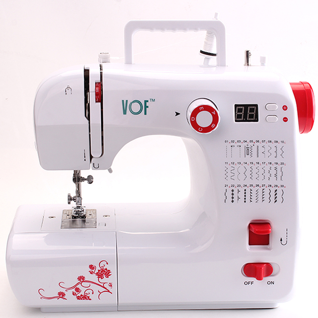 vof fhsm 702 mini domestic multifunction computerized sewing machine rh aliexpress com New Home Sewing Machine Cabinet New Home Sewing Machine Troubleshooting
