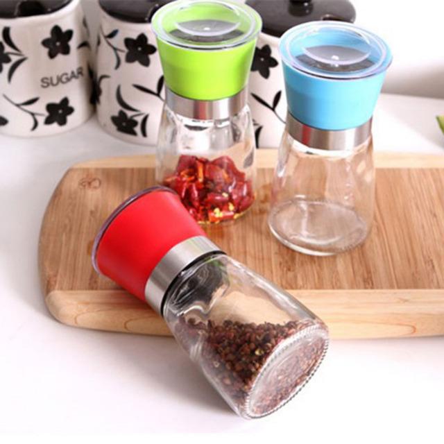 Salt and Pepper mill grinder cool kitchen stuff