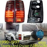Cruiser Prado taillight,LC180,FJ80,4500,1990~1997year,LED,Free ship!vios,corolla,Hiace,tundra,sienna,yaris;Cruiser rear lamp