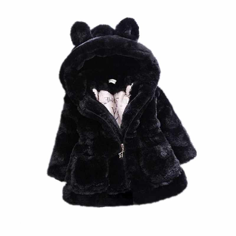 48c84701f Detail Feedback Questions about Faux Fur Winter Jacket Kids Snowsuit ...