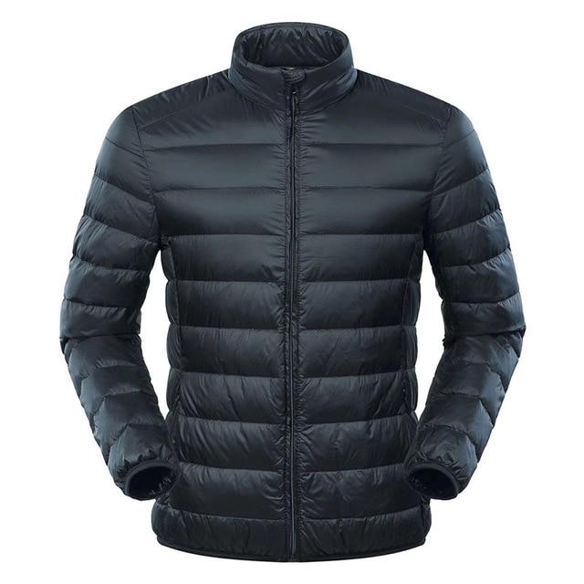 NewBang Plus 6XL 7XL Down Jacket Men's Large Size Ultra Light Down Jacket Men Duck Down Windbreaker Lightweight Feather Coats 3