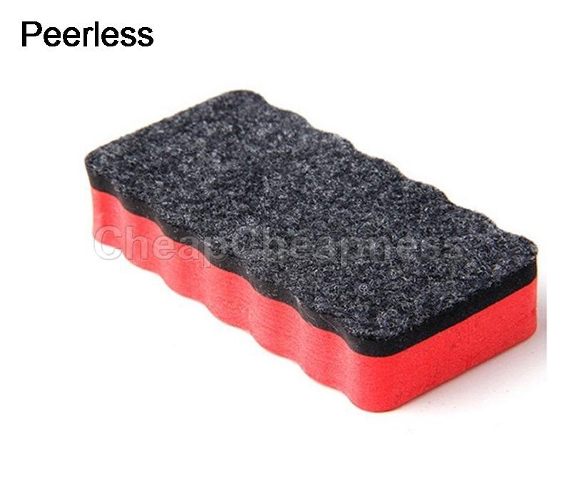 Peerless Magnetic Whiteboard Eraser Cleaner Random Color