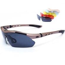 Fishing Sunglasses Eyewear with Four lens UV400 Polarized Fishing Riding&Hiking Eyewear Day/Night Vision Glasses