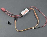 Interruptor da matança do motor a gás de rcexl rc opto com plugue de futaba dla dle da ignição cortada