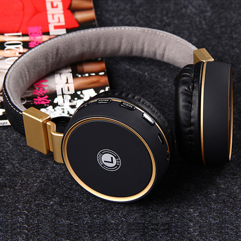 KAPCICE Y23(Shooting Brake) Bluetooth stereo headphones wireless headphones Bluetooth 4.1 headset on-Ear headphones sol republic tracks v8 on ear headphones blue