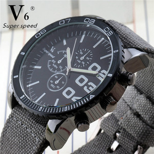 Luxury Sport Brand V6 Men'S Wa