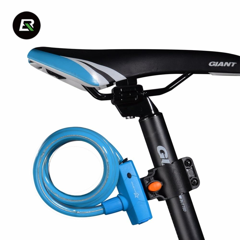 Rockbros Lampu Sepeda Kunci Senter Led Light Usb Rechargeable Yg Tahan Hujan Kabel Seatpost Aksesoris Lock Di Cahaya Dari