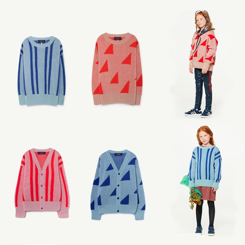BOBOZONE 2018 NEW striped sweater cardigan for kids girls boys BOBOZONE 2018 NEW striped sweater cardigan for kids girls boys
