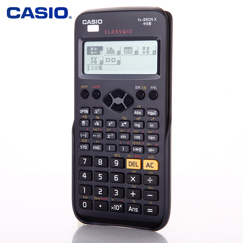 Casio Fx 95CN X Economist Accountant Examination Function Student Calculator Accountant CPA Student Examination Machine