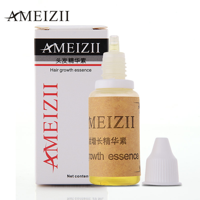 AIMEIZI Hair Growth Essence Hair Loss Liquid Natural Pure Origina Essential Oils 20ML Dense Hair Growth Serum Health Care Beauty 2