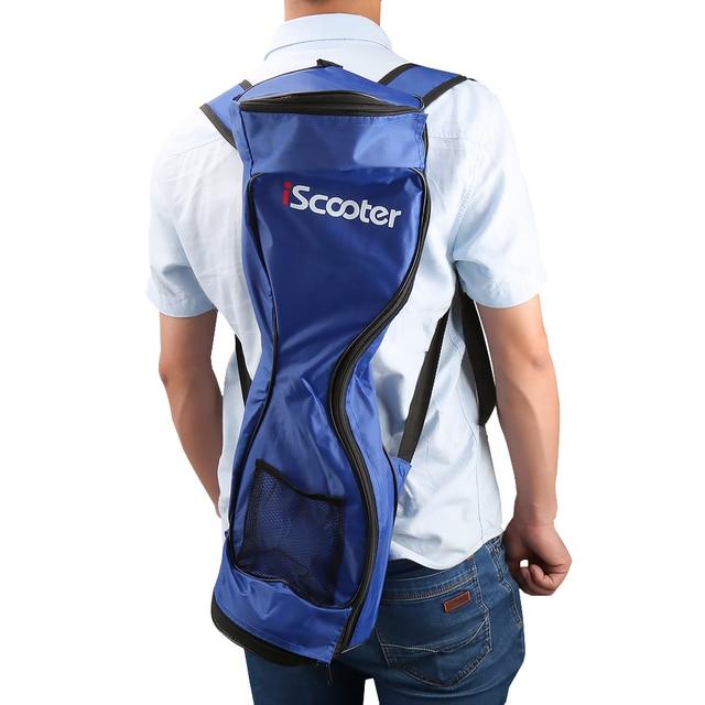 Iscooter сумка для 2 колеса балансируя Электрический скутер скейтборд 6.5/8/10 дюймов Smart Balance ХОВЕРБОРДА Сумочка